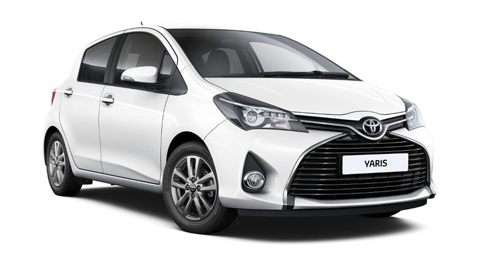 TOYOTA YARIS 1.4d Automatic