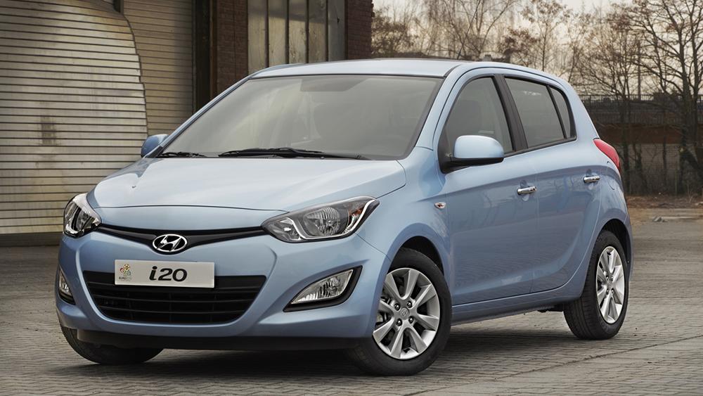 Hyundai i20 1.4 diesel con navigatore